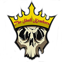 The Skull Krackers team badge